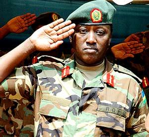 Gen Emmanuel KARENZI KARAKE muri Afrika y'Epfo karenzi_karake