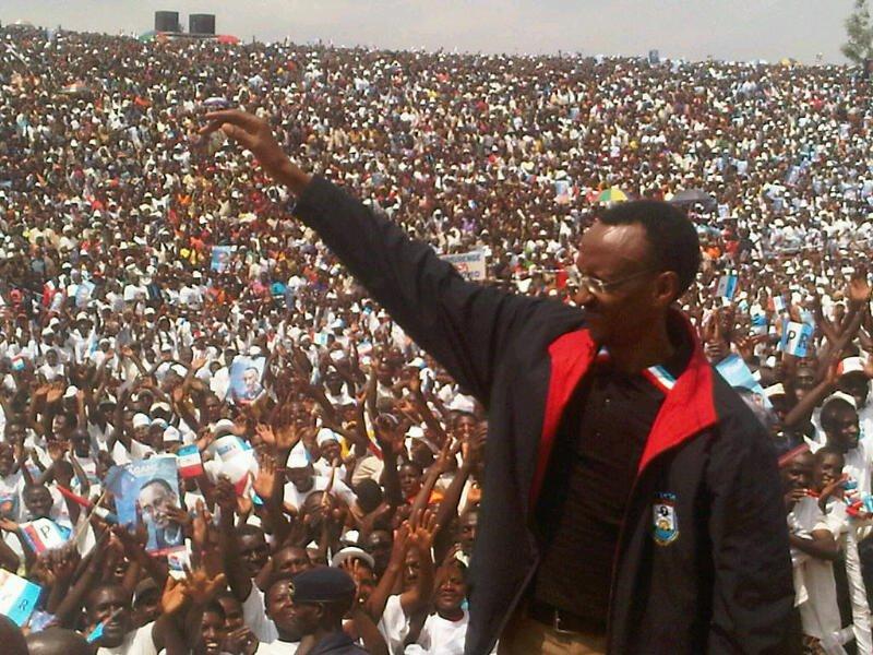 Amakuru Kuri Kagame