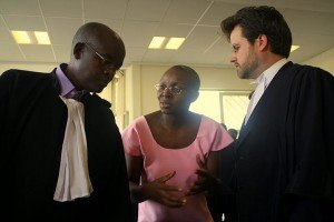 Speciose Mujawayezu yahuje Leta y'u Rwanda na FDLR. Ni gute yashinja Ingabire gukorana na FDLR kandi Leta isanzwe ivugana na FDLR? IMG_8503-300x200