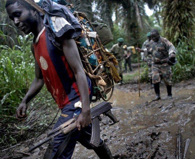UMUVUGIZI WA FDLR YAGANIRIYE NA RADIO IJWI RYA RUBANDA. Congo45