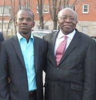 """""""Madame Victoire Ingabire ntabwo yagombaga kwemera kuburana"""": Evode Uwizeyimana RDI-Montreal"""
