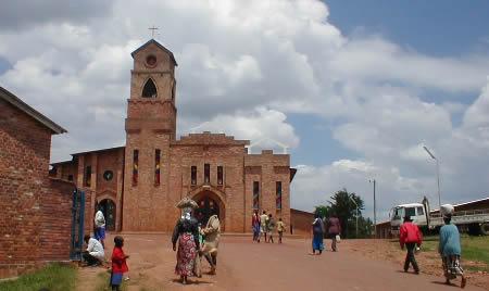 Twibuke abiciwe i Byumba byumba_cathedrale