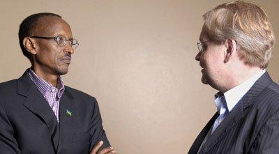 Perezida Kagame yahaye ikiganiro ikinyamakuru Jeune Afrique 010052010114759000000kagadan