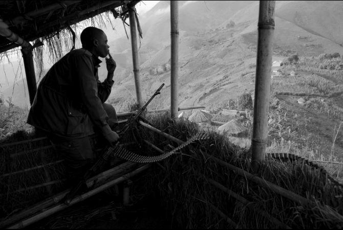 FDLR irahakana gufatanya na Gen Bosco Ntaganda Congo_12_03_09_McConnell_Congo9_edit