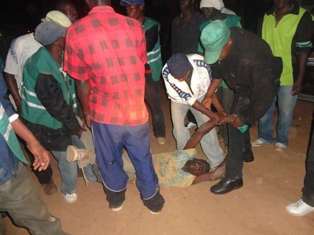 Nyuma y'urupfu rw'umusore Mutabazi Sadiki inkeragugutabara zikomeje kuyogoza abanyarwanda inkeragutabara