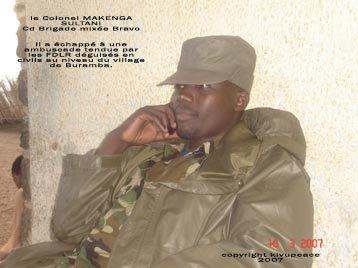 Iryavuzwe riratashye Col Makenga yasimbuye Gen Bosco Ntaganda makenga_sultani3
