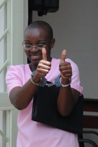 Urubanza ku kirego cyatanzwe na Victoire Ingabire kw'itegeko rihana ingengabitekerezo ya jenoside rwakomeje victoire-ingabire