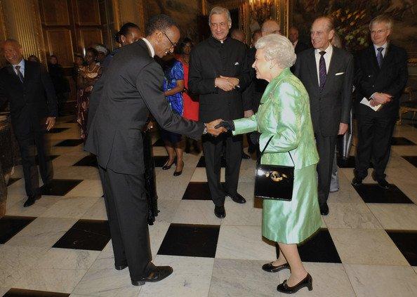 Perezida Kagame yatumiwe i Londres Commonwealth+Day+Reception+Marlborough+House+INM9wuJ_PiUl
