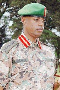 Impuguke za ONU zifite ibimenyetso byerekana ko bamwe mu basirikare bakuru b'u Rwanda bafasha M23. Kabarebe_James-199x300