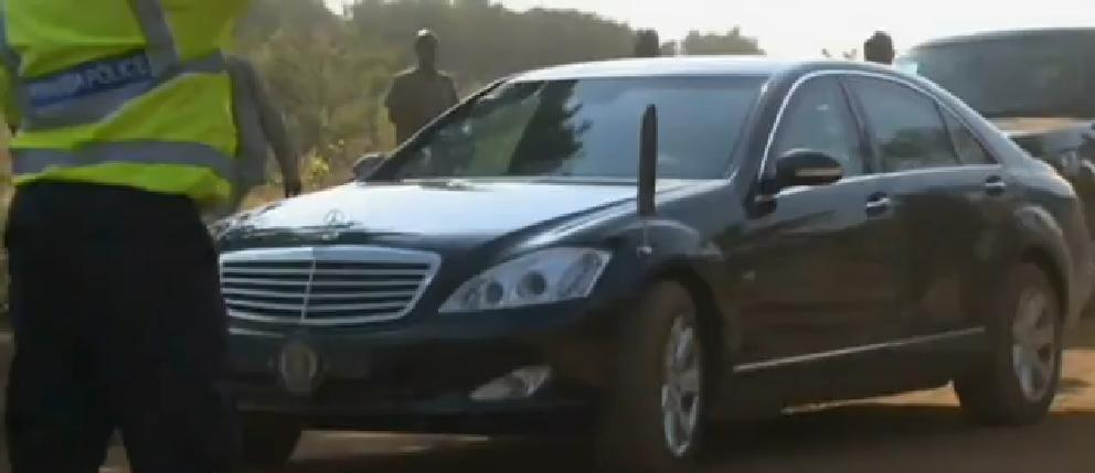 Perezida Kagame ngo yakoze impanuka y'imodoka? Vincy-Rose-August-2010