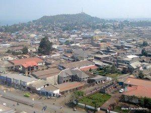 Ingabo z'u Rwanda na M23 zugarije umujyi wa Goma Ville-de-Goma-300x225