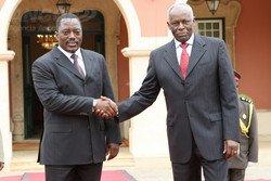 Ingabo za Angola na Zimbabwe ku mupaka w'u Rwanda na Congo? dos
